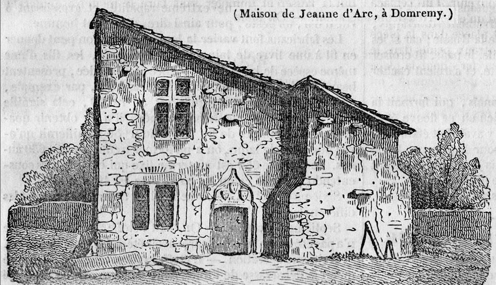 """Résultat de recherche d'images pour """"maison jeanne d'arc"""""""