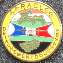 Opération HERACLES (Transall)